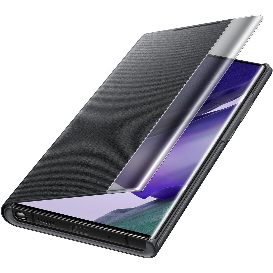 Capa Original Samsung Clear View Galaxy Note 20 Ultra 6.9 Pol N985