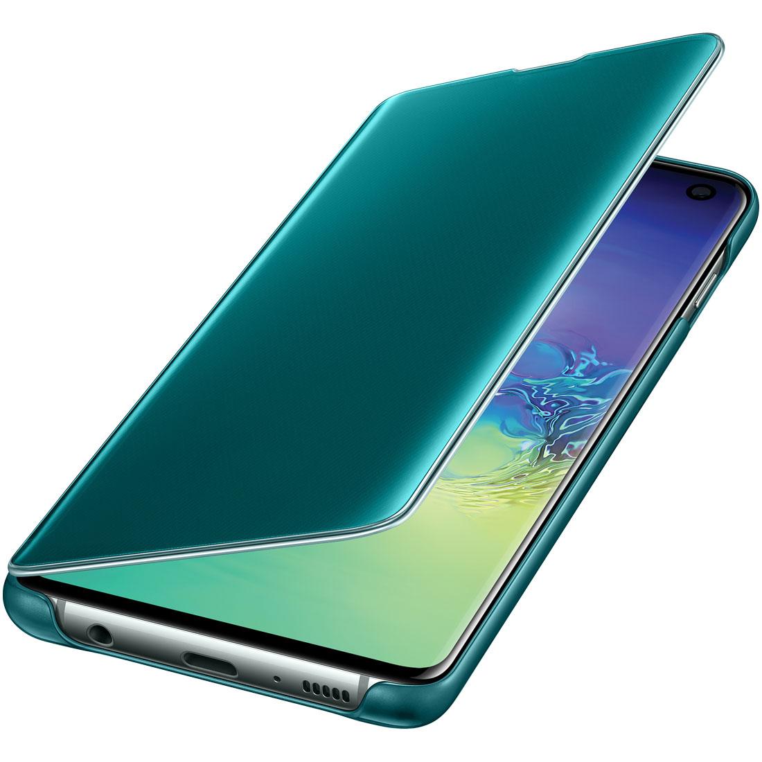 Capa Original Samsung Clear View Galaxy S10 6.1 pol SM-G973  - HARS