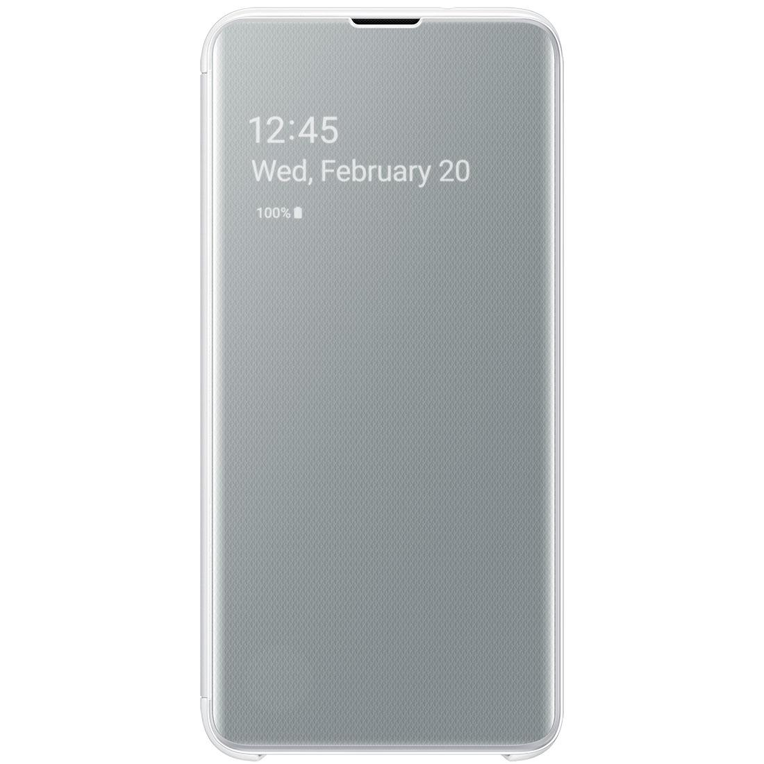 Capa Original Samsung Clear View Galaxy S10e 5.8 Pol SM-G970  - HARS