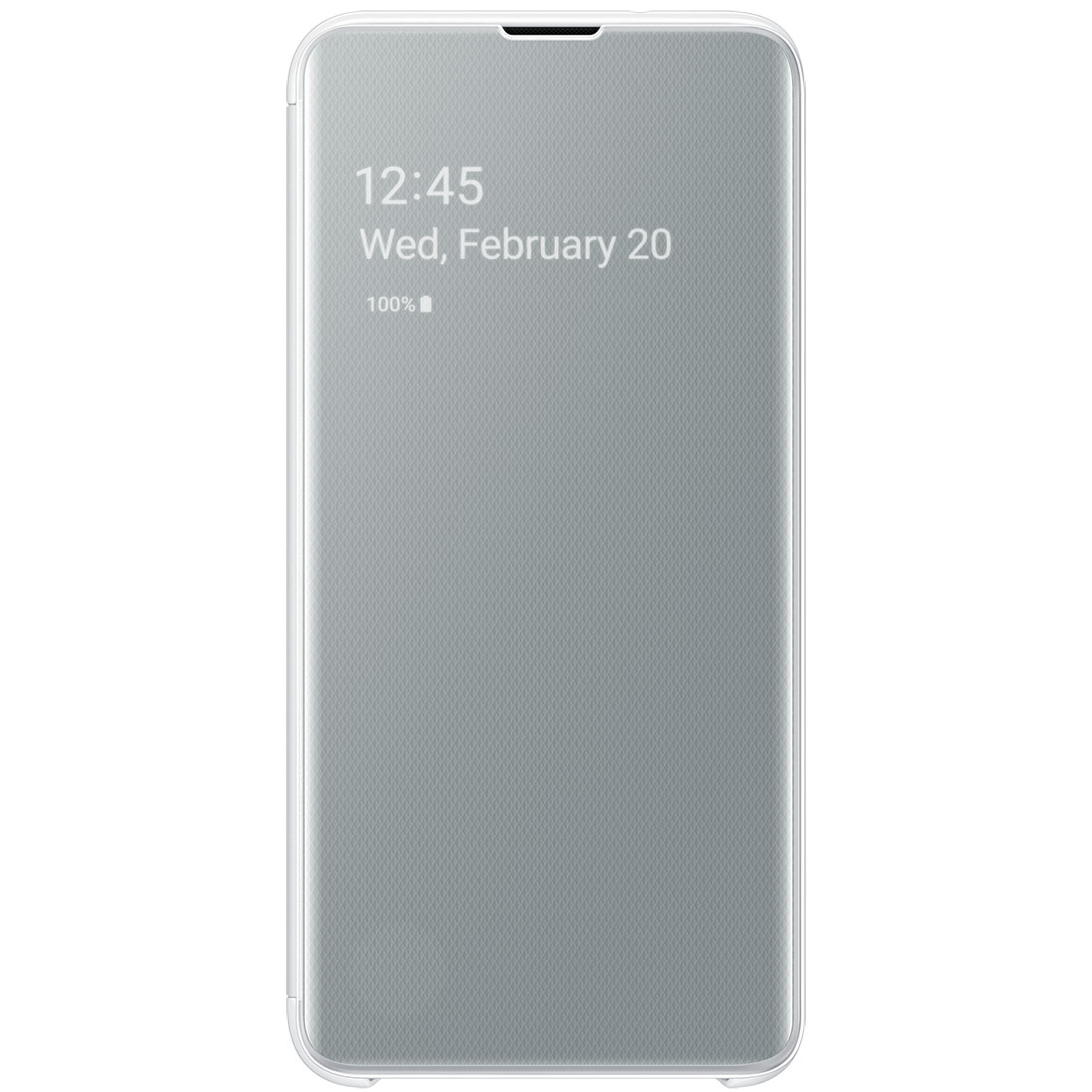 Capa Original Samsung Clear View Galaxy S10e 5.8 Pol SM-G970