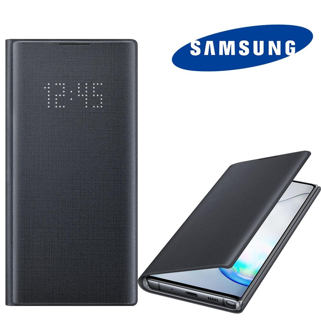 Capa Original Samsung Led View Cover Galaxy Note 10 6.3 pol SM-N970