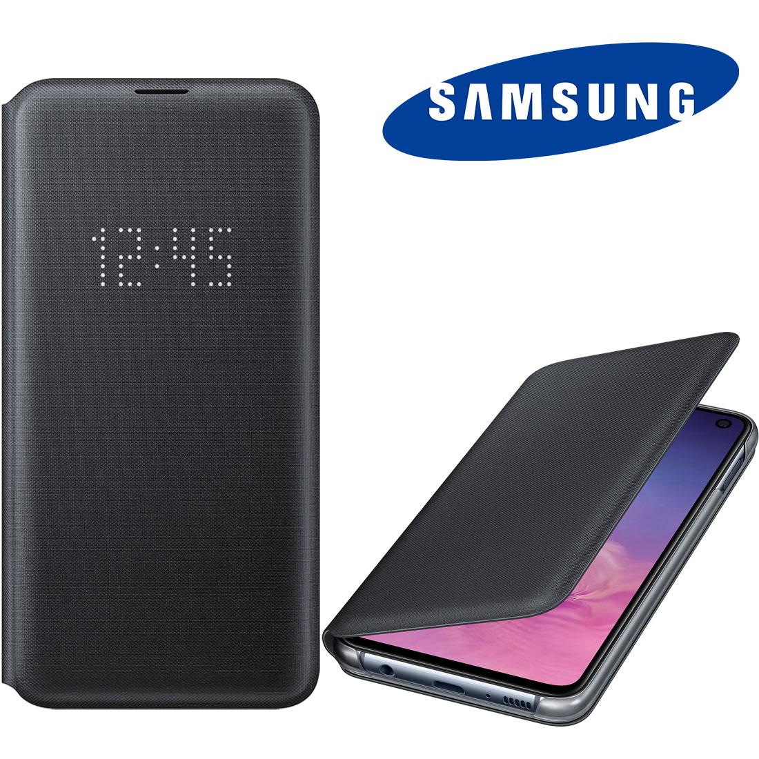 Capa Original Samsung Led View Cover Galaxy S10e 5.8 pol SM-G970  - HARS