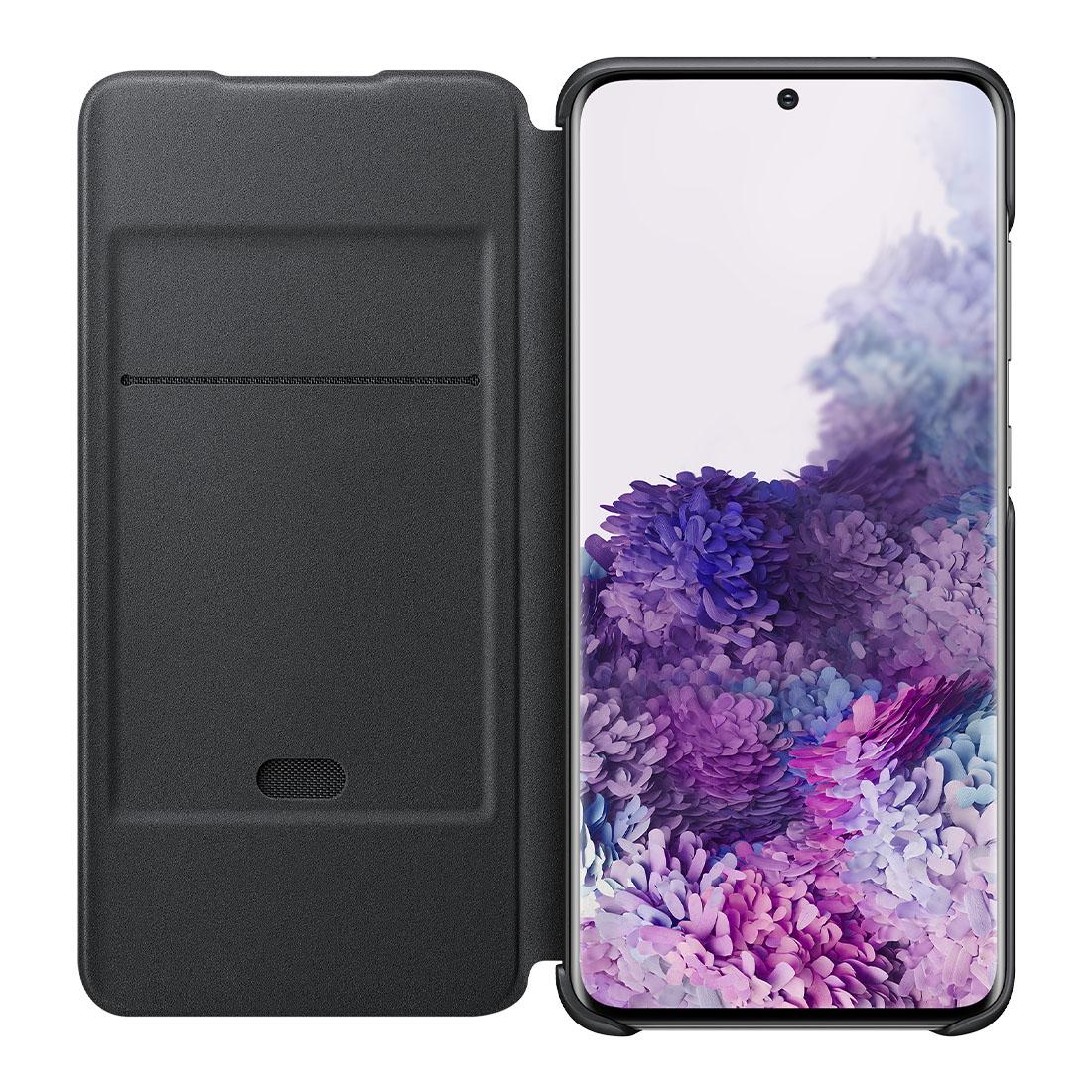 Capa Original Samsung Led Wallet Galaxy S20 6.2 Pol G980