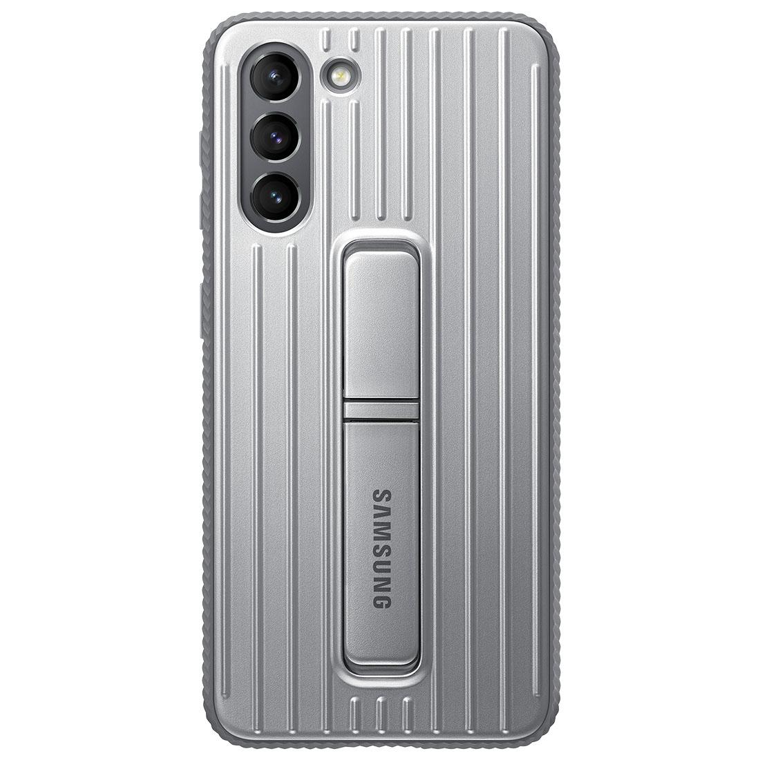 Capa Original Samsung Protective Standing Galaxy S21 6.2 pol G991  - HARS
