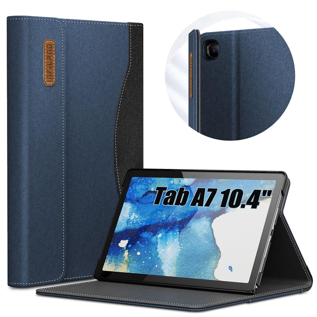 Capa Premium Business Séries com Fino Acabamento Galaxy Tab A7 10.4 pol 2020 SM-T500 e SM-T505