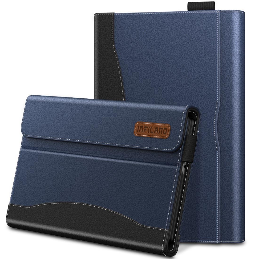 Capa Premium Business Series com Fino Acabamento Galaxy Tab A 2019 8.0 pol T290 T295