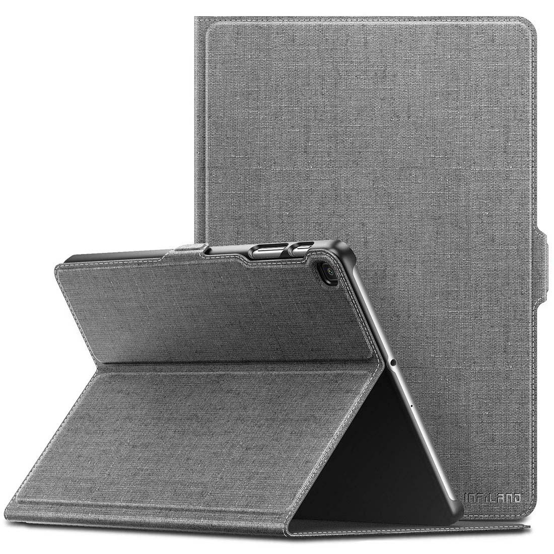 Capa Premium Classic Series Com Fino Acabamento Para Samsung Galaxy Tab A 10.1 (2019) T510 T515