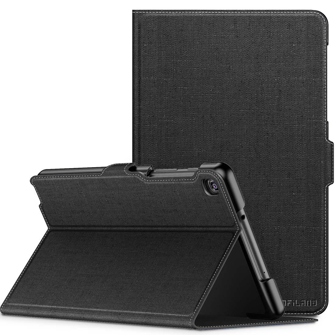 Capa Premium Classic Series Fino Acabamento Samsung Galaxy Tab A 8.0 pol 2019 P200 P205