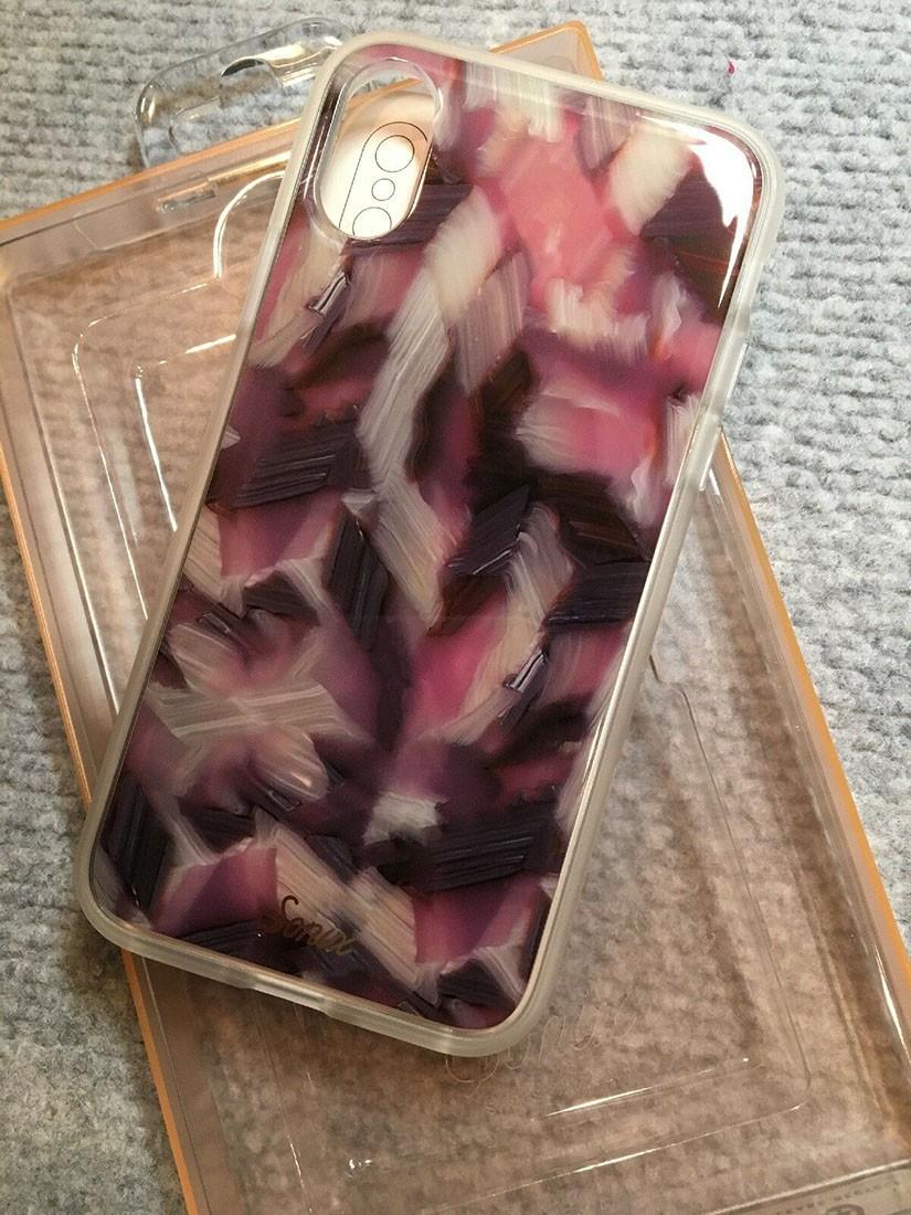 Capa Protetora Luxo Sonix Rosê iPhone X e XS 2017