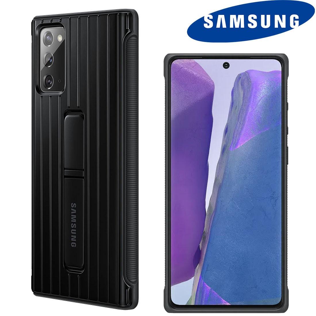 "Capa Protetora Militar Samsung Protective Standing Galaxy Note 20 6.7"" N980"