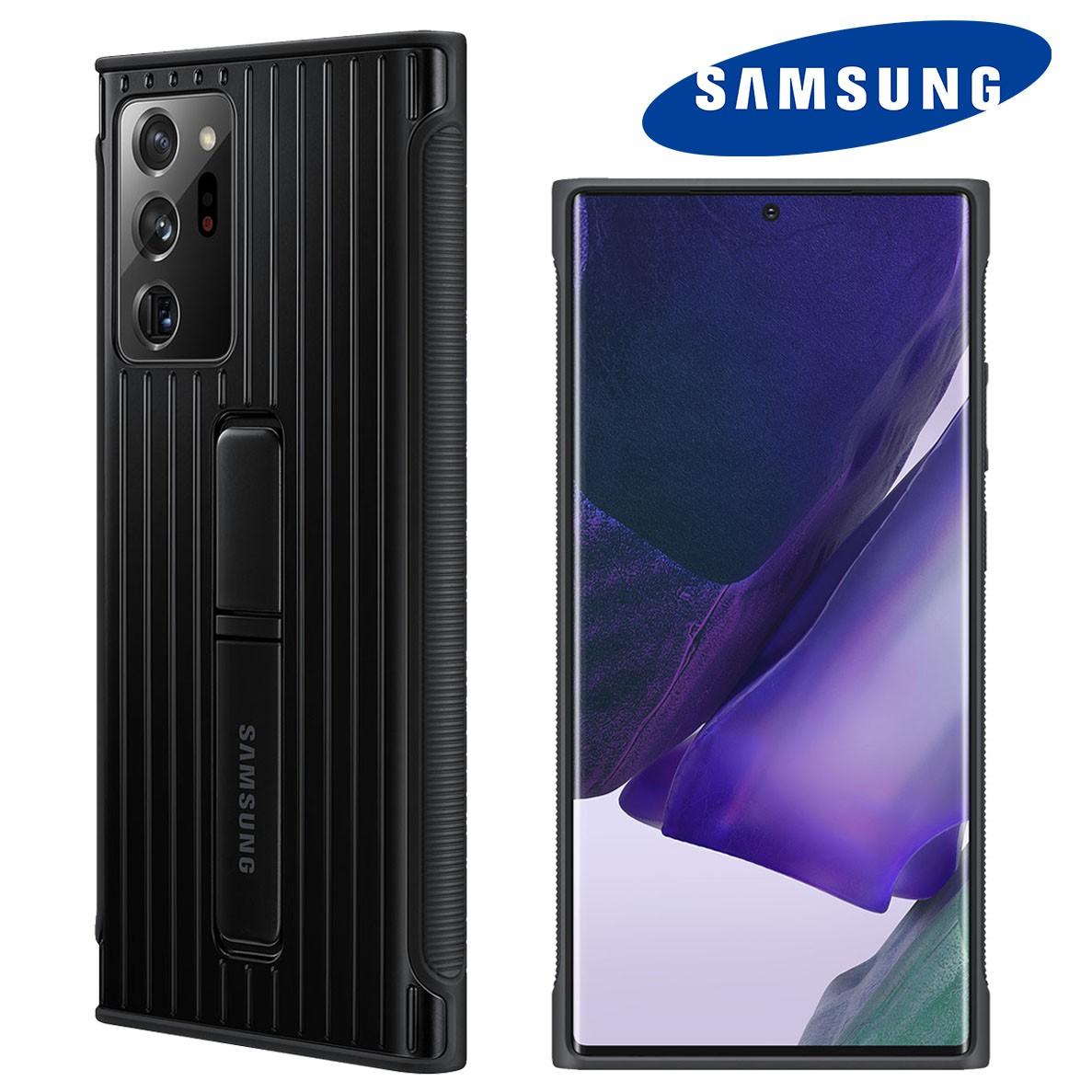 "Capa Protetora Militar Samsung Protective Standing Galaxy Note 20 Ultra 6.9"" N985"