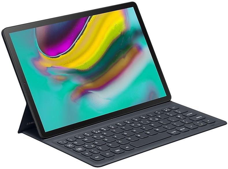 Capa Teclado Original p/ Samsung Galaxy Tab S5e 10.5 T720 T725 - Tablet não incluso