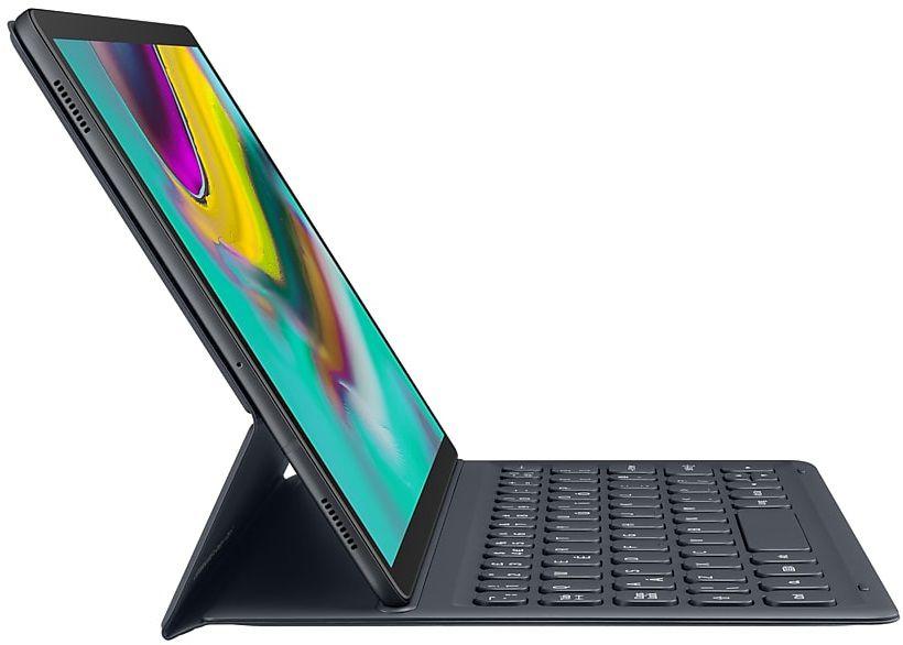 Capa Teclado Original Samsung Para Galaxy Tab S5e 10.5 T720 T725 - Tablet não incluso