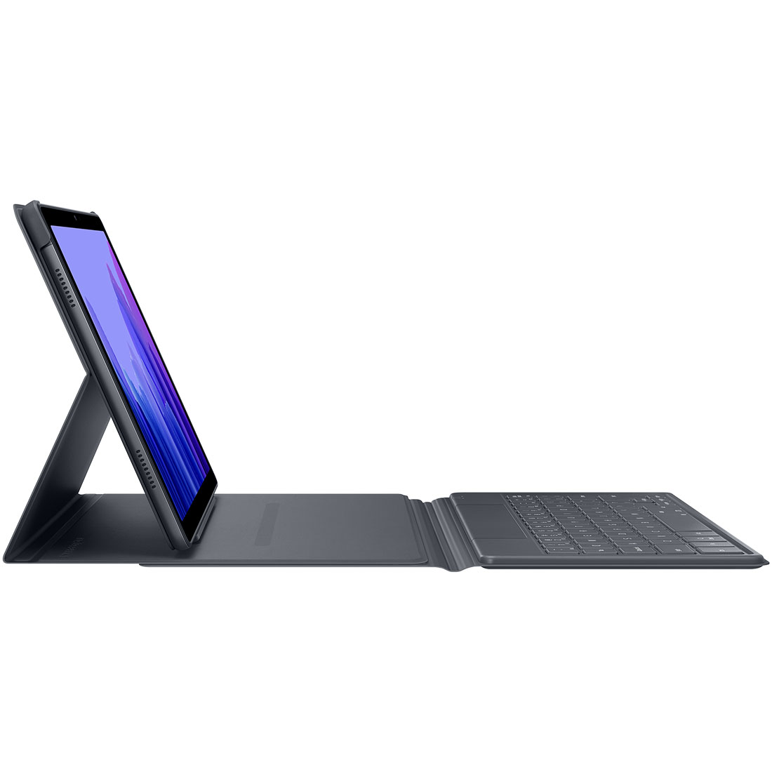 "Capa Teclado Original Samsung Tab A7 10.4"" SM-T500 e T505"