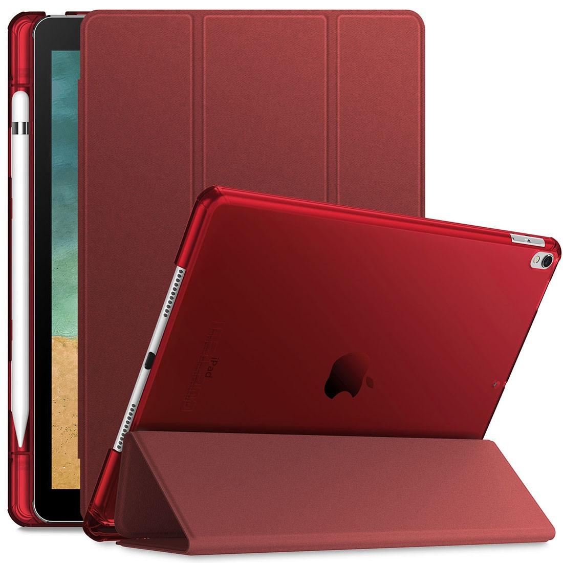 Capa Transparente Series iPad Air 10.5 pol 2019 3ª Geração com Suporte Para Caneta A2152 e A2123