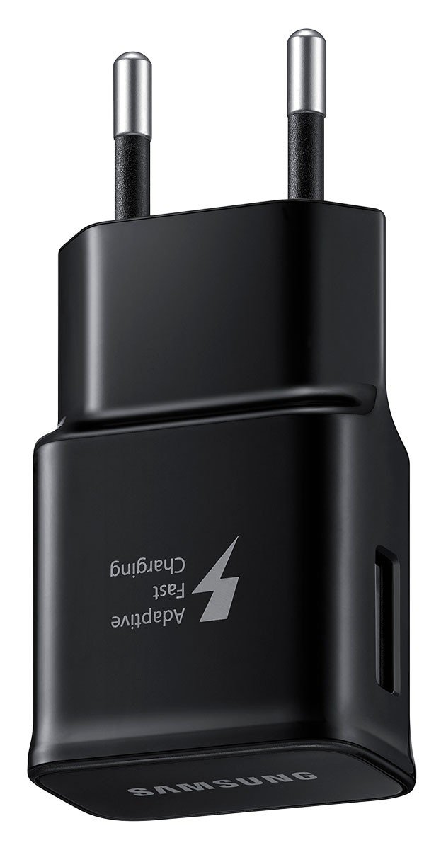 Carregador Original Samsung USB Tipo C preto SSG EP-TA20B