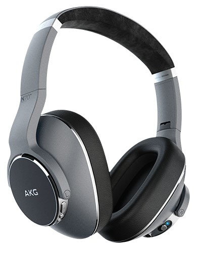 Fone Estéreo Bluetooth Samsung Over Ear AKG N700 NC