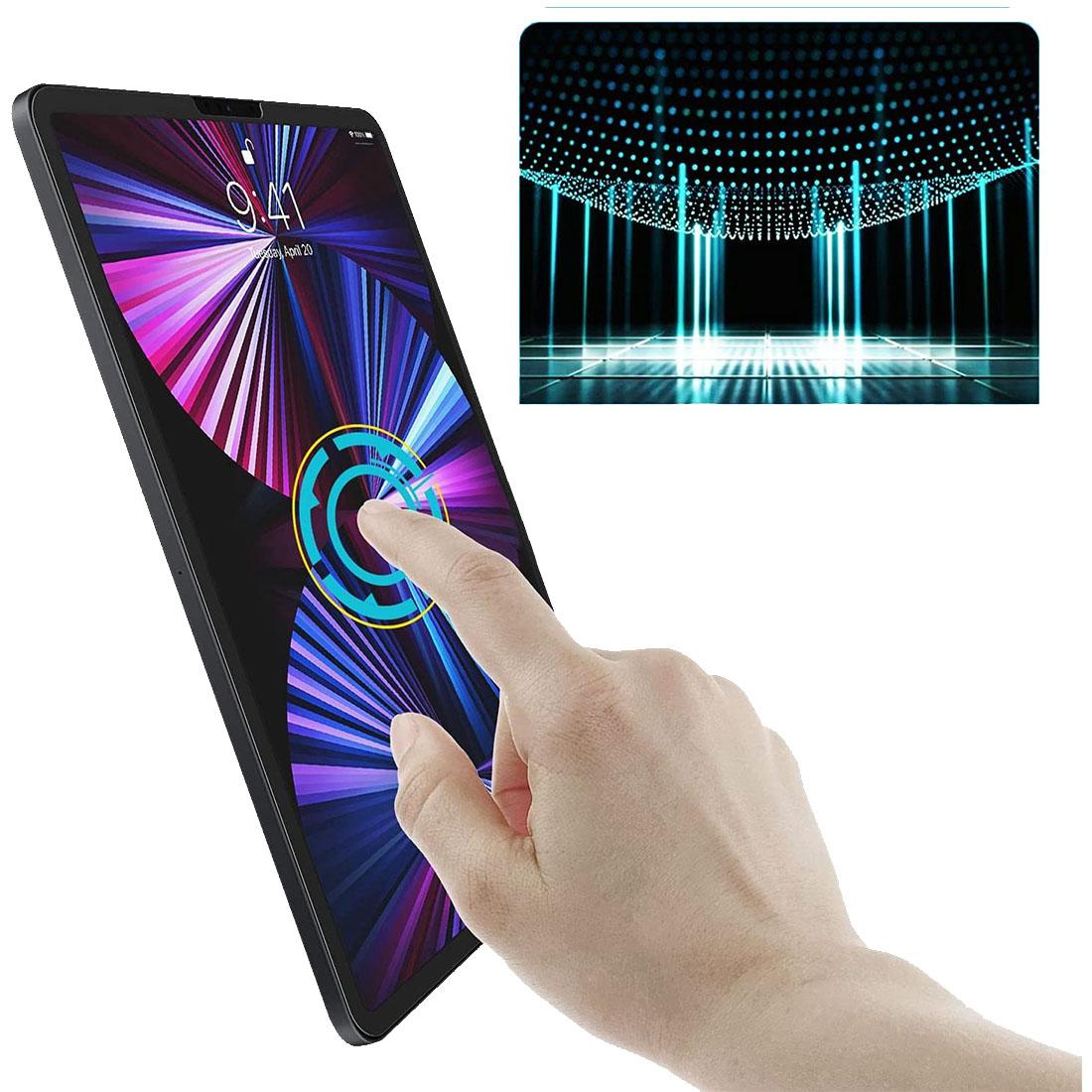 """Kit 2 Películas De Vidro Temperado iPad Pro 11"""" (2021) A2301 A2377 A2459"""