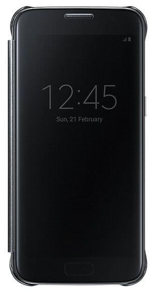 Original Capa Clear View Samsung Galaxy S7 Flat Sm-g930