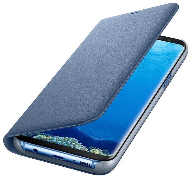 Original Capa Led View Cover Samsung Porta cartão Galaxy S9 Sm-g960