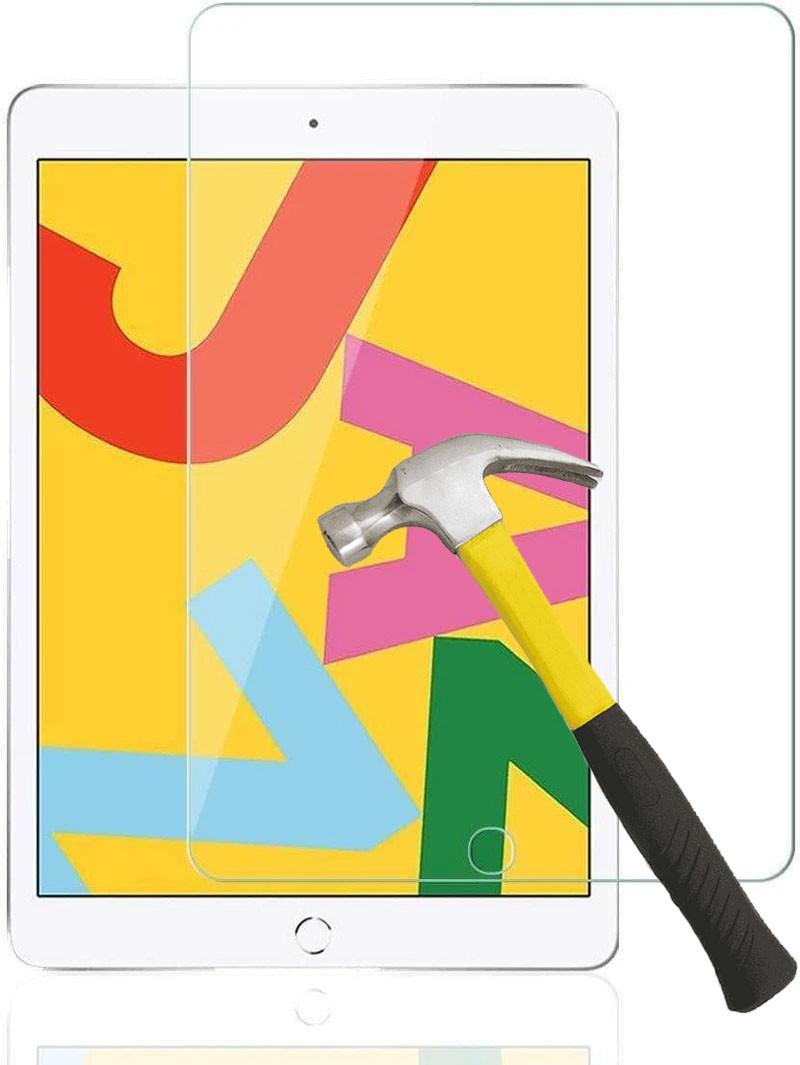 """Película de Vidro Clear Temperado iPad 7 (2019) 10.2"""" A2197 A2200"""