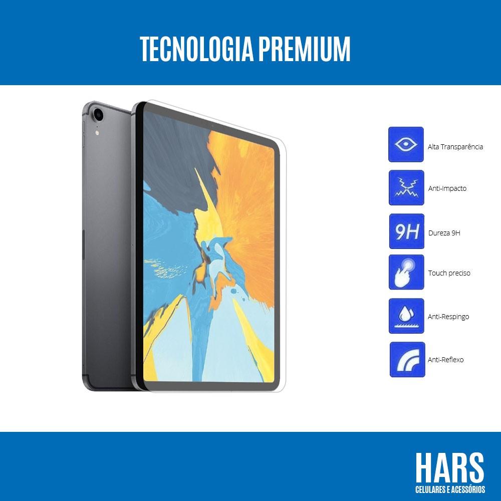 "Película De Vidro Clear Temperado iPad Pro 11"" (2018) A1980 A1934 A2013"