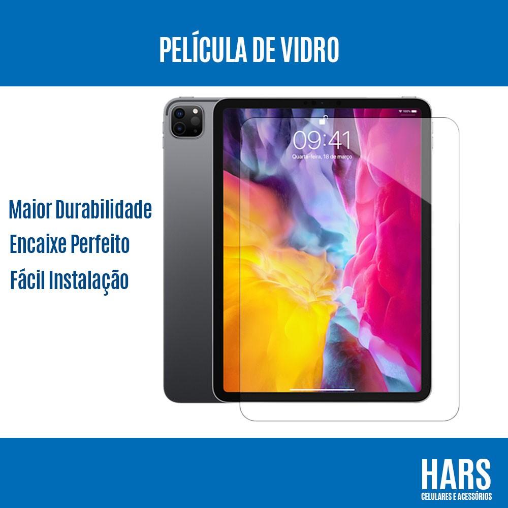 """Película De Vidro Clear Temperado para iPad Pro 11"""" (2020) A2228 A2068 A2230"""