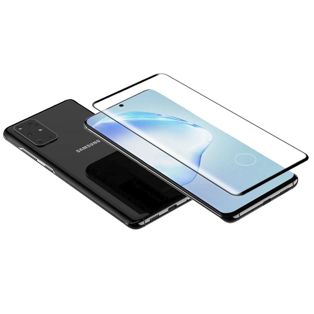 Película de Vidro Curva Samsung Galaxy S20 Ultra 6.9 pol SM-G988