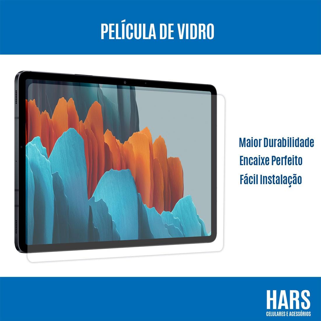 "Película De Vidro Premium Samsung Galaxy Tab S7 11"" SM-T870 e SM-T875"