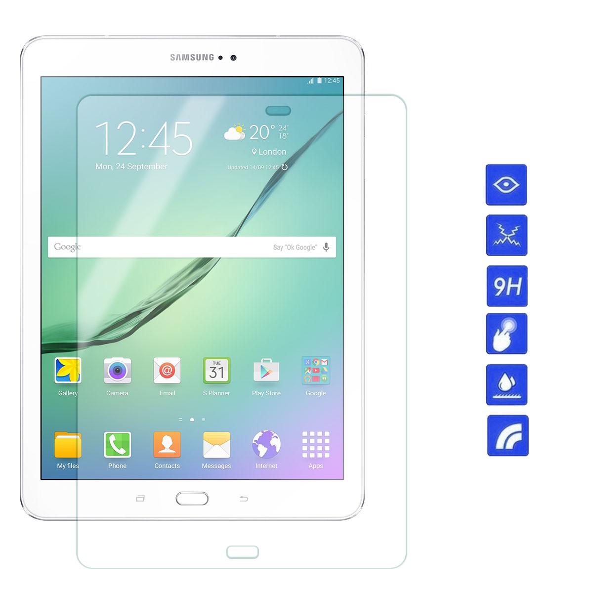 Película de Vidro Samsung Galaxy Tab S2 9.7 T810 T819