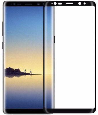 Película em Gel para Samsung Galaxy Note 8 N950 Com Borda Preta