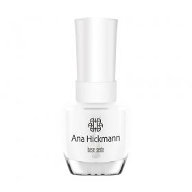 Ana Hickmann Esmalte Linha Tratamento Base Seda