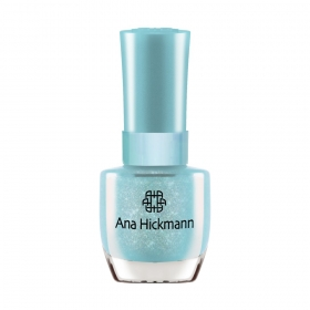Ana Hickmann Esmalte Metálico Diamante Azul Nº44