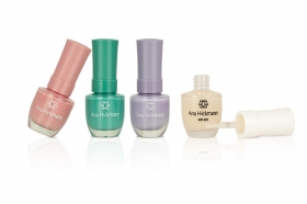 Ana Hickmann Kit Candy Color 3 Esmaltes + Base Seda BRINDE