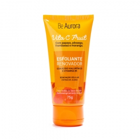 Be Aurora Esfoliante Renovador Vita C Fruit 75g