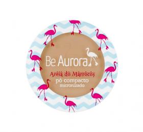 Be Aurora Pó Compacto Micronizado Marrom Claro Nº 04
