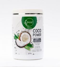Fattore Coco Power 2 em 1 Cabelos Ressecados Special By Fattore 900G