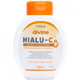 Fattore Condicionador Divine Hialu-C 300ML