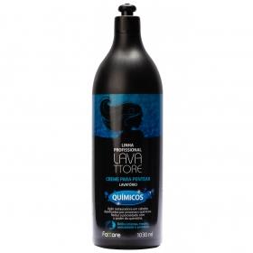 Fattore Creme para Pentear Linha Profissional Lavattore Químicos 1,030L