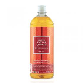 Fattore Lavatório Shampoo Cabelos Químicos 1,030L