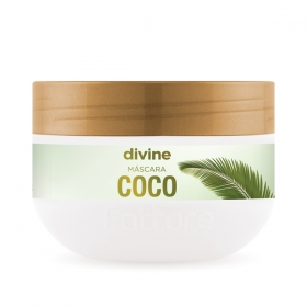 Fattore Máscara Divine Coco 300g