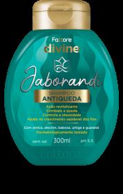 Fattore Shampoo Antiqueda Divine Jaborandi 300ml