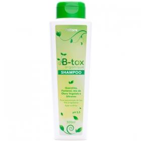 Fattore Shampoo B-tox Organique Manutenção Liso 500ml