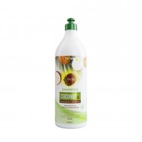 Fattore Shampoo Coconut Oil Special By Fattore 900ml