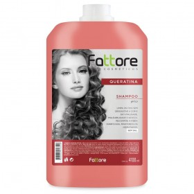 Fattore Shampoo Queratina 4.1L