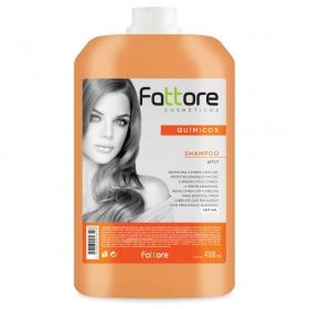 Fattore Shampoo Químicos 4.1L