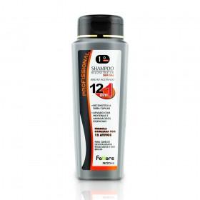 Fattore Shampoo Reconstrutor 12 em 1 300ml