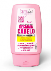 Forever Liss Leave-In Desmaia Cabelo 5 em 1 140g
