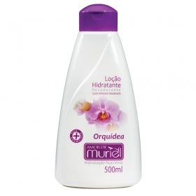 Hidratante Corporal Amor Orquídea 500ml Ação Desodorante