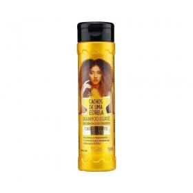 Muriel Cachos de Uma Estrela Crescimento Total Shampoo 250ml